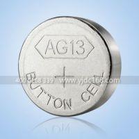 惠州永劲AG13钮扣电池厂家热销AG13碱性电池可全球出口全国各地免费提供样品