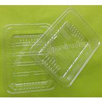 海吉星蔬菜水果塑料托盘2015 透明PET环保塑料盒 吸塑盒 塑胶盒