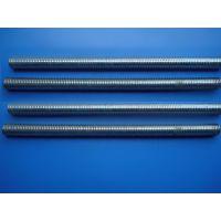 供应牙条、全螺纹丝杆、镀锌丝杆、全螺纹螺杆、镀锌牙条、8.8级牙条发黑、福建牙条价格
