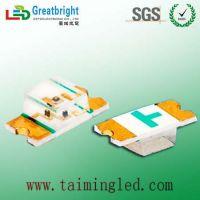 台湾台铭3216贴片反封装LED红光、蓝光、绿光、紫光、黄光、橙光