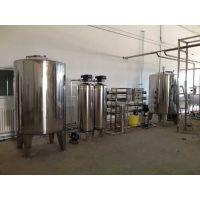 源莱50吨/小时苏打水处理设备,YLRO-50纯水设备