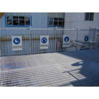 广西楼梯防滑踏步板 热镀锌钢格栅踏步板 利鸣厂家直销