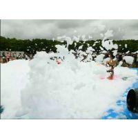 泡沫机设备租赁,沙滩派对泡沫,房地产售楼中心营销策划彩色泡沫互动