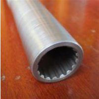 异型管花键管简介,洛阳异型管花键管,宏图金属