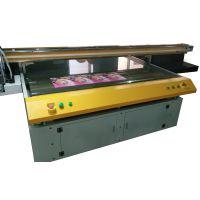 瓷砖背景墙制作设备 普兰特2513大型UV平板打印机 墙画印刷机