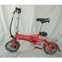 新款48v高续航锂电代驾折叠电动车 折叠自行车厂家