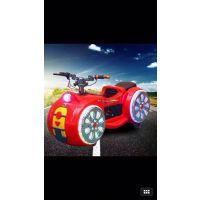 电动游乐设备车摩托车 全身发光的玩具车摩托车 宝儿乐新款太子摩托车价格