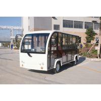 重庆11座旅游观光车/燃油景区观光车