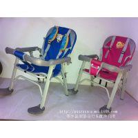 新款高档三档折叠式座椅 自行车 电动车后置座
