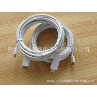 mini dp to HDMI Cable(3M)3米 MiniDP转HDMI支持雷电接口接电视