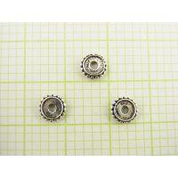 DIY泰银手链配件加工生产批发 珠宝首饰来图来样加工定制工厂
