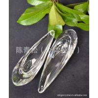 厂家直销120#长滴水,水晶灯配件,水晶灯饰挂件