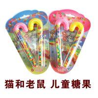 批发供应 澳崎卡通玩具糖果8克 儿童零食糖果12个一盒