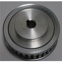 广州擎川厂家直销 3m 5m 8mS5M mxl xl xh h传动设备铝质同步带轮