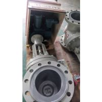 上海湖泉 Z41W-16P DN80不锈钢法兰闸阀