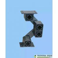 泰尼达DE70-R弹性振动支撑,沈阳张紧器,筛类减振,橡胶弹簧,张紧装置