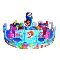 神童新款转杯喷球设备,海洋大歌星,海洋喷球转杯机!!