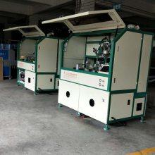 广州隆华LH-200全自动玻璃瓶丝网印刷机价格 包材厂常用