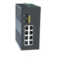 信易达IECOM P310系列千兆PoE高级管理型工业以太网交换机