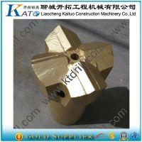 76mm 矿山十字钻头 硬岩十字钻头 高质量