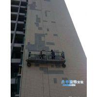 广州高空吊篮安装租赁
