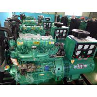 工厂直销家用50kw发电机组潍坊R4105ZD无刷纯铜发电机组