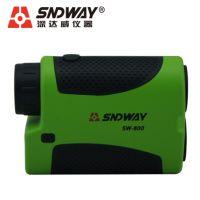华清SW-800 手持式5~800 电子测距仪望远镜