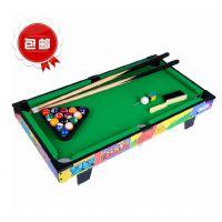皇冠儿童桌球儿童台球桌木制大号台球桌迷你桌球玩具80662/1