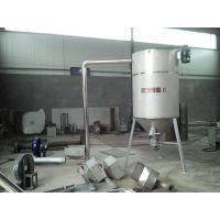 昌浩供应1500L料仓 塑料颗粒储料仓 带风机管路 安装方便 性能稳定