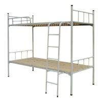 工地床员工宿舍床学生公寓床上下床铁架床双层床厂家直销
