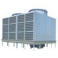 山东菱电方形横流式冷却塔