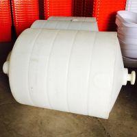 金华1吨锥底塑料罐 衢州1000L化工搅拌桶锥形底 污水处理一体化设备厂家
