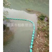 直径50公分挂网拦截垃圾浮筒 厦门拦污挂网浮体