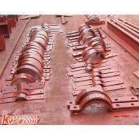 基准型双螺栓管夹现货销售|双螺栓管夹HG/T21629标准