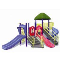 组合滑梯 儿童滑梯 幼儿园滑梯 淘气堡滑梯 快乐童年玩具厂 天津市厂家直销