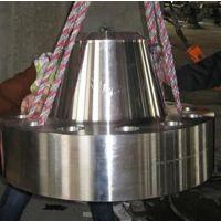 渤洋Q345B合金钢对焊法兰实体厂家