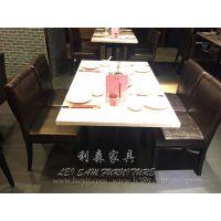 茶餐厅家具,从产品的每一道工序,严格把关,设计高贵典雅