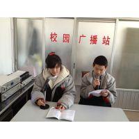 河南郑州校园广播,公共音乐系统,广播系统设备- 一笔一画正投