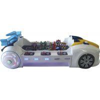 儿童游乐场园项目 趣味遥控拳击格斗机器人对战小项目加盟
