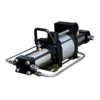 供应高品质双级双作用气驱气体增压泵 STT系列
