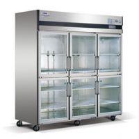 格林斯达SG1.6L6六门冷藏保鲜展示柜 商用冷藏展示柜