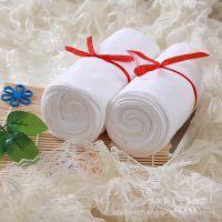 纯棉月子收腹带 产后束腹带束瘦身带 双层纱布绑腹带