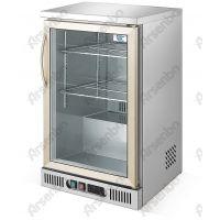 雅绅宝BT-55吧台展示柜 不锈钢啤酒冷藏柜 定做小型吧台冷柜