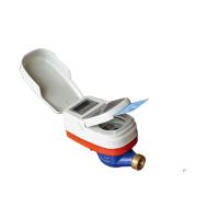 供应LXSK-I型接触式IC卡预付费智能热水表