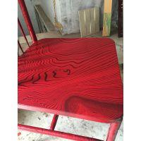 锌钢木纹漆