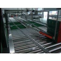 供应包装机械配套网带输送机,订做输送机