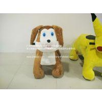 广州漫通科技厂家直销动物电动玩具 娱乐毛绒玩具动物电瓶车 儿童电动车