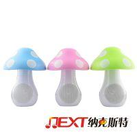 北京电脑音箱没声音怎么办 上海迷你音箱vivo公仔大蘑菇oppo礼品音箱工厂