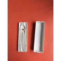 1进2出皮线光缆保护盒热缩管 护纤盒 熔接盒 皮线保护盒