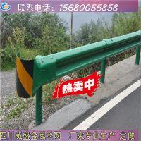 四川威盛国标热镀锌波形护栏生产厂家